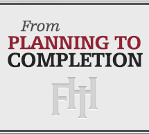 From Planning To completion